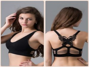 Bra Sweet angel Buterfly 2 voor €15,-