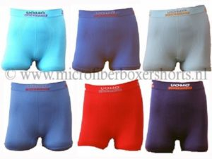 Microfiber Boxer Shorts Seamstress for Boys Regular 5 pieces