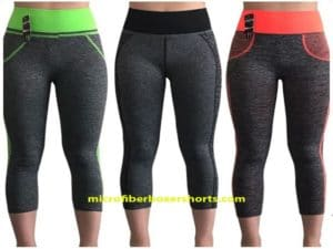 Sportlegging driekwart